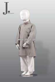 Junaid Jamshed Kurta Shalwar Designs 2013 For Boys 003