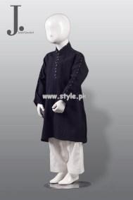 Junaid Jamshed Kurta Shalwar Designs 2013 For Kids 008