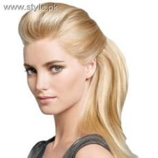 New Eid Hairstyles 2013 for Women and Girls 004