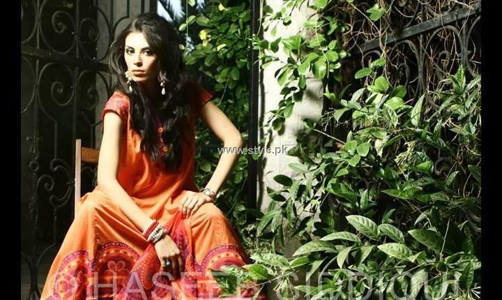 Preeto by Abrar Ul Haq Casual Wear Dresses 2013 for Women