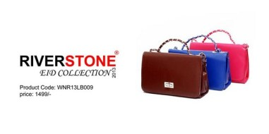Riverstone Eid Handbags Collection 2013 For Women 001