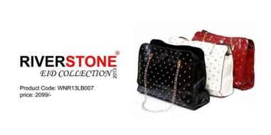 Riverstone Eid Handbags Collection 2013 For Women 004