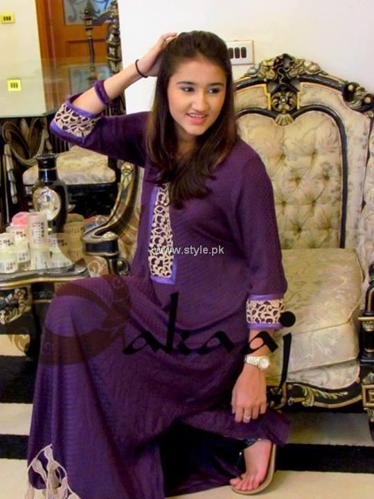 Sakaaj Eid Collection 2013 for Women