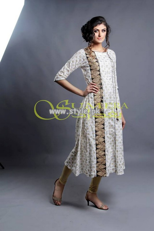 Sumera Baghdadi Summer Collection 2013 For Women 007