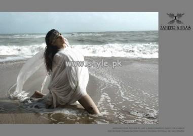 Zaheer Abbas Serene Collection 2013 For Women 001