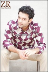 Zayn Rashid Casual Wear Shirts 2013 For Boys 001