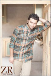 Zayn Rashid Casual Wear Shirts 2013 For Men 006