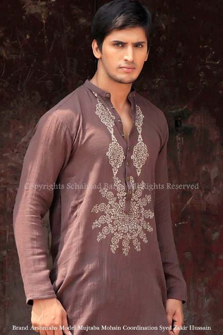 Arshmah's Fall Collection 2013 For Men 001