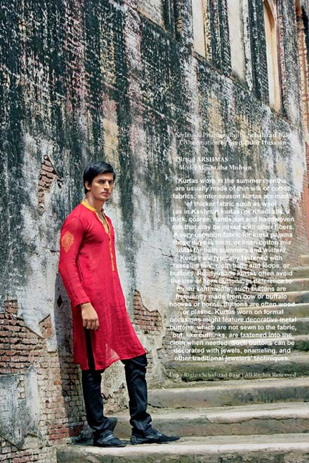 Arshmah's Fall Collection 2013 For Men 004