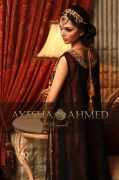 Ayesha Ahmed Bridal Wear Collection 2013 for Women