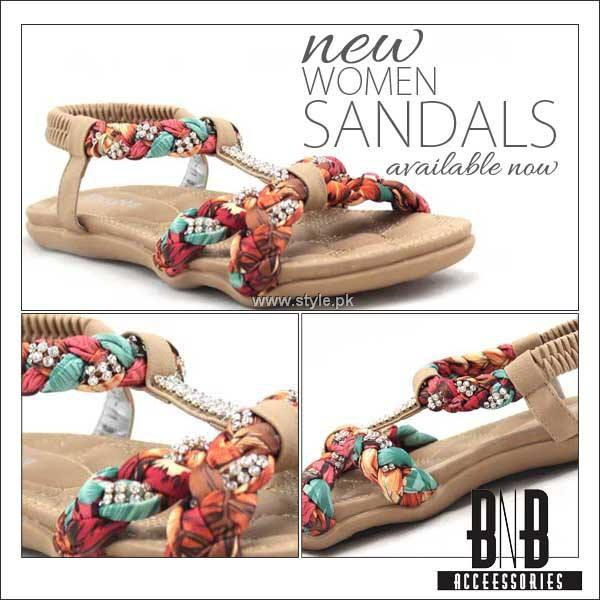 BnB Accessories Fall Footwear Collection 2013 for Women