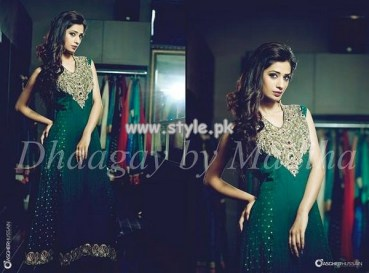 Dhaagay Fall Collection 2013 For Girls 002