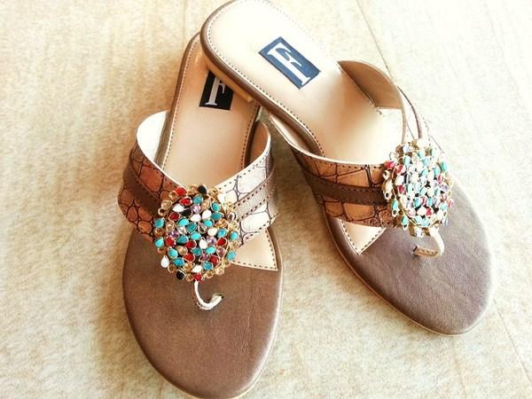 Farah & Fatima Fall Footwear Collection 2013 Volume 2 For Women 004