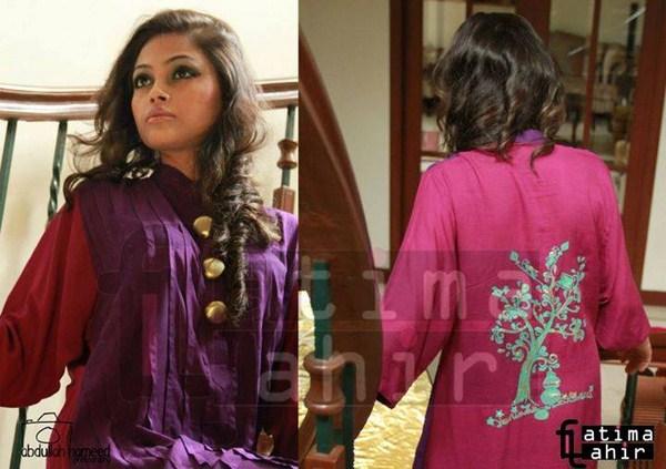 Fatima Tahir Midsummer Collection 2013 For Women 006