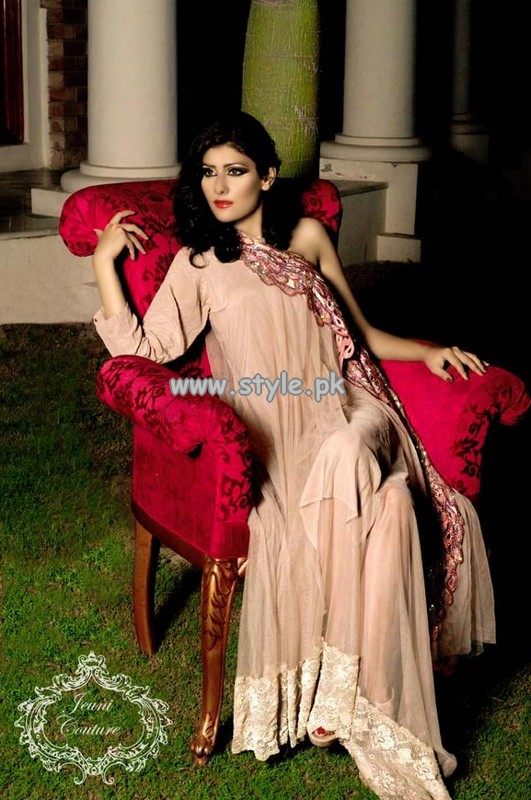 Jeuni Couture Formal Wear Collection 2013 For Women 007