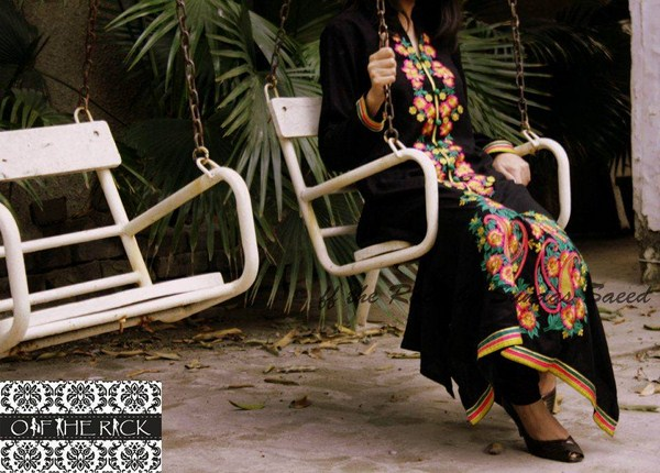 Off The Rack By Sundas Saeed Fall Collection 2013 For Women