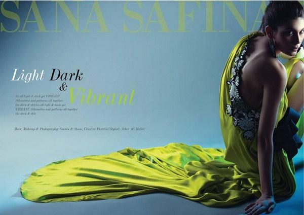 Sana Safinaz Western Wear Dresses 2013 For Women  001