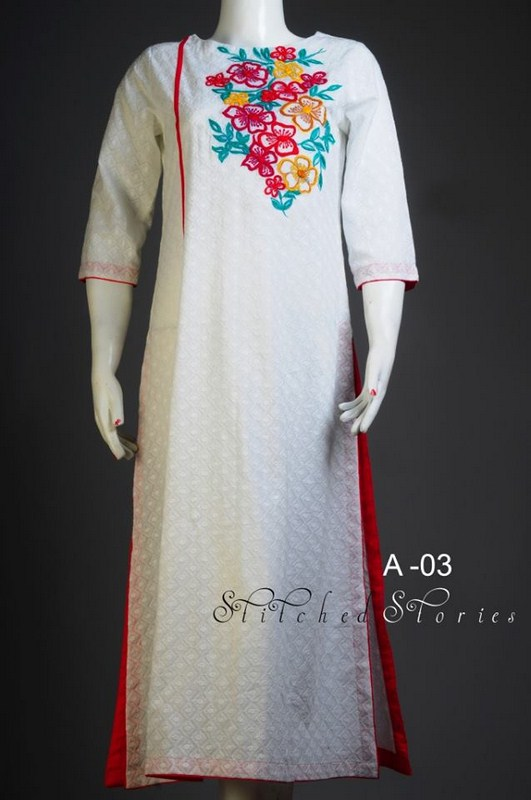 Stitched Stories Fall Dresses 2013 For Women 002