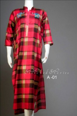Stitched Stories Fall Dresses 2013 For Women 004