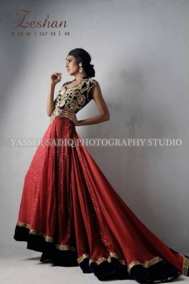 Zeshan Bariwala Formal Dresses 2013 For Women 0013