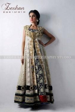 Zeshan Bariwala Formal Dresses 2013 For Women 004