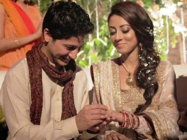 Ainy Jaffery Engaged