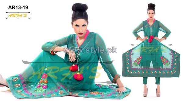 Arfa's Eid-Ul-Azha Collection 2013 For Girls4