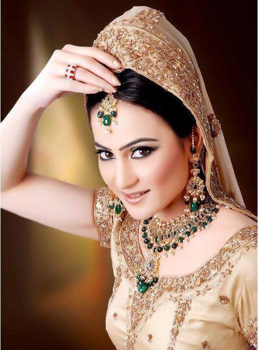 Bridal Jewellery Designs In Pakistan 008