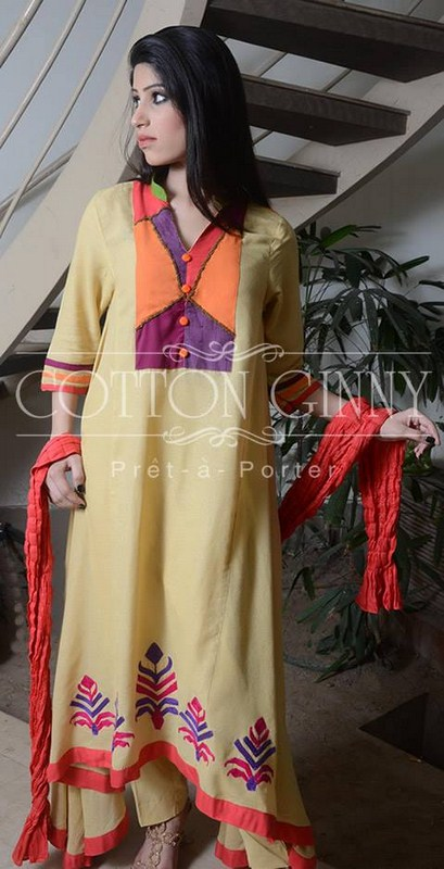 Cotton Ginny Winter Collection 2013 For Women 003