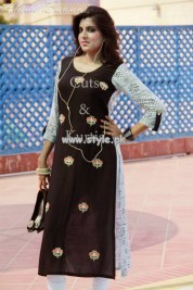 Cut and Kurtis Eid-Ul-Adha Collection 2013 For Women 007