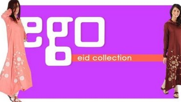 Ego Eid ul Azha Dresses 2013 for Women and Girls