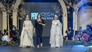 Elan Collection at PFDC L'Oreal Paris Bridal Week 2013