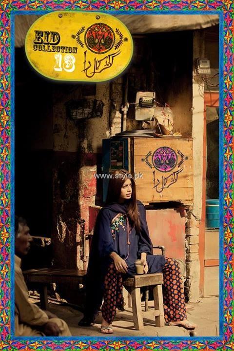 Maria B Eid ul Azha Dresses 2013 for Women