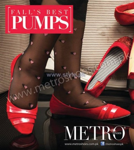 Metro Shoes Winter Collection 2013 For Women4