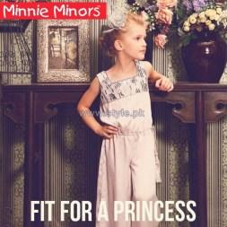 Minnie Minors Kids Wear Dresses 2013 For Fall Winter5