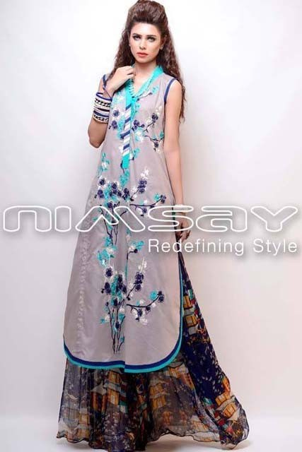 Nimsay Eid-Ul-Azha Collection 2013 For Women