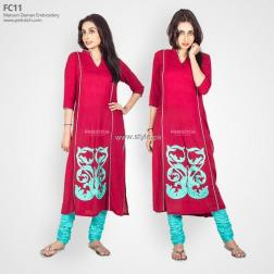Pinkstich Eid-ul-Adha Collection 2013 for Women 004