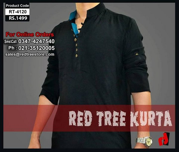 Red Tree Fall Collection 2013 For Men 002