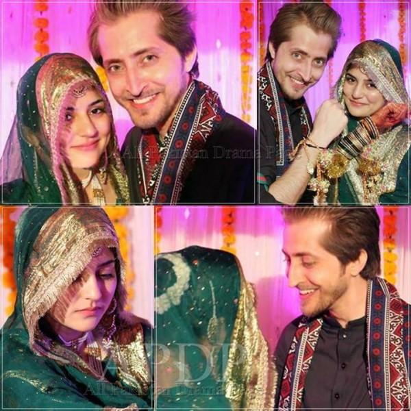 Sanam Baloch Marriage Pics