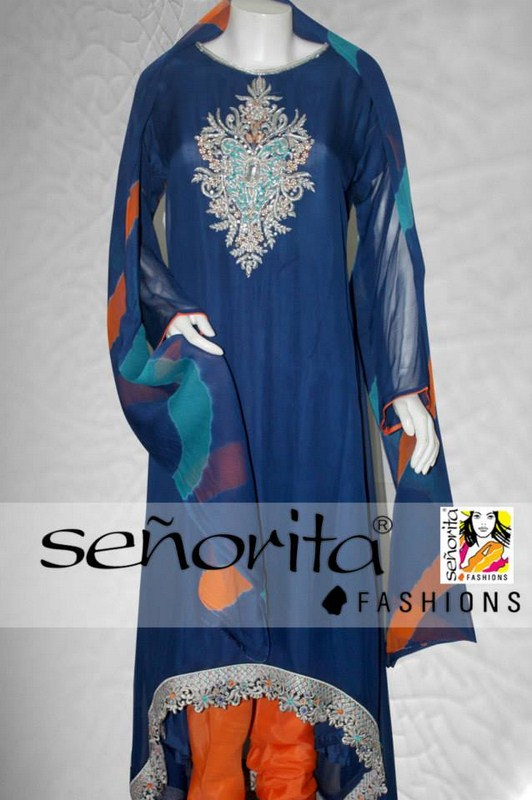 Senorita Fashions Eid Ul Azha Collection 2013 For Women 003