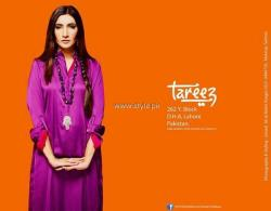 Taree'z Fashion Party Wear Collection 2013 for Women 004