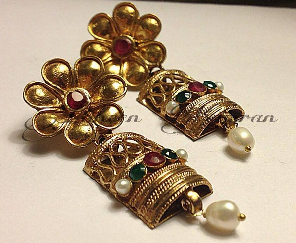 Zaheen Kamran Jewellery Collection 2013 For Women 0013
