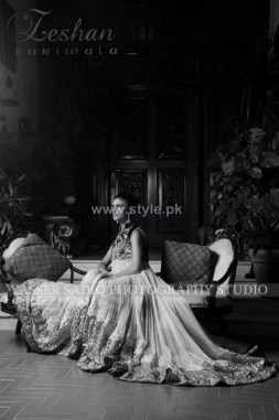 Zeeshan Bariwala Formal Dresses 2013 For Winter2