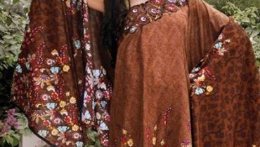 Alkaram Winter Dresses 2013-2014 Volume 2 for Women