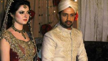 Atif and Sara bharwana expecting a baby in december