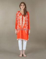 Ayesha F Hashwani Winter Dresses 2013 For Girls 3