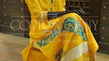Cotton Ginny Winter Dresses 2013-2014 for Women
