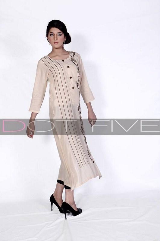 Dot Five Winter Dresses 2013-2014 For Women 005