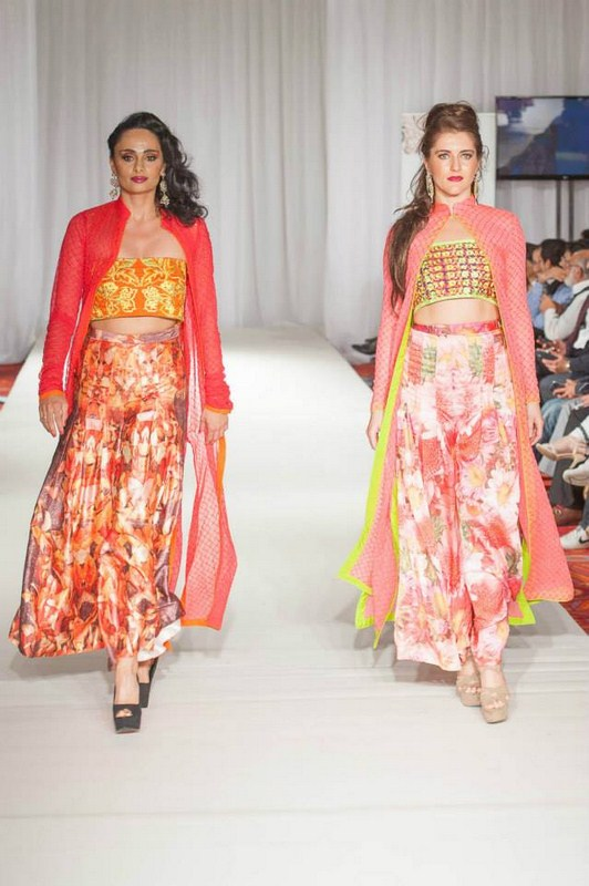 Kiran Komal Collection 2013-2014 At Pakistan Fashion Week 5 002