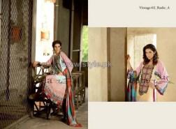 Lala Textiles Vintage Shawl Dresses 2013-2014 For Winter 6